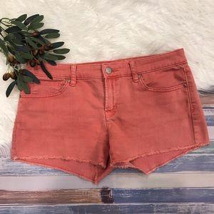Gap Summer Out Cutoff Shorts. 29/8